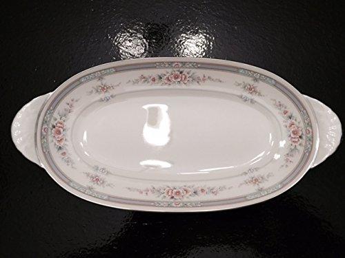 "Noritake Rothschild Celery Plate/Serving Dish 10 1/2"", Ivory, 7293"