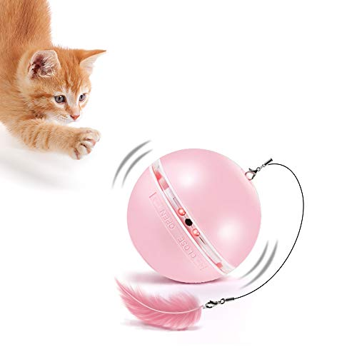 (60% OFF) Rechargeable Interactive Cat Toy $4.00 – Coupon Code