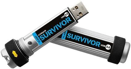 Corsair Cmfss3 64gb Survivor Stealth 64gb Flash Computer Zubehör
