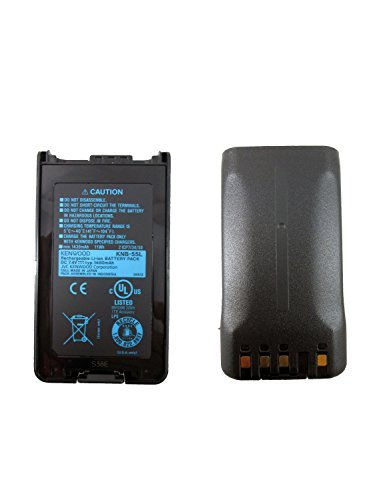 Kenwood KNB-55L battery for NX220 NX320 TK3160 TK2160 TK2140 TK3140 TK2170 TK3170