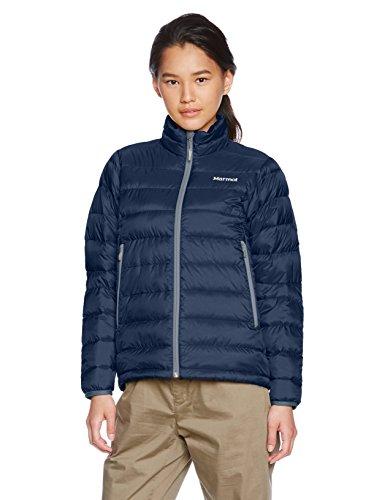 (マーモット)Marmot W's Douce Down Jacket アウトドアコンパクトダウンジャケット 750Fillパワーダウンはっ水加工 スタッフサック付 女性用 MJD-F7505W  VNVY XL