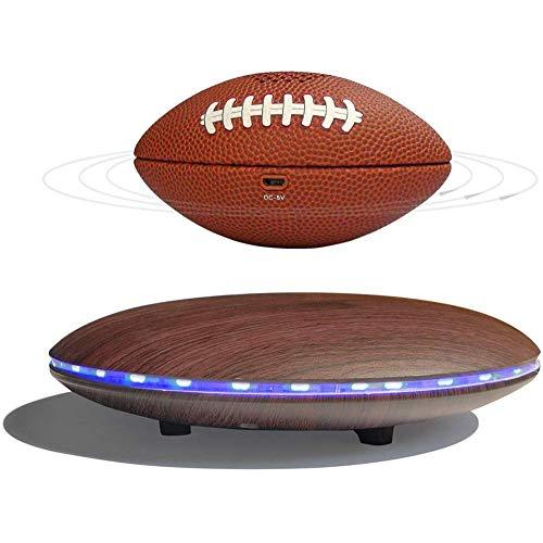 SYue Magnetische Levitating Lautsprecher Bluetooth, Schwimmender drahtlose Bluetooth-Lautsprecher für Reisen und Außenbereich, einzigartig mit Arbitrary Adsorption Funktion