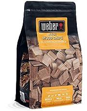 Weber 17622 Wood Chunks, Brun, 0,7 kg