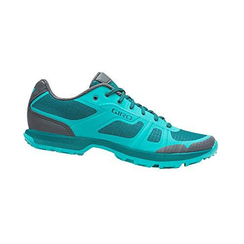 Giro Gauge W Womens Mountain Cycling Shoe − 39, True Spruce (2020)