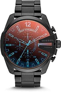 Diesel Homme Chronographe Quartz Montre avec Bracelet en Acier Inoxydable DZ4318 (B00KMGPH7I) | Amazon price tracker / tracking, Amazon price history charts, Amazon price watches, Amazon price drop alerts