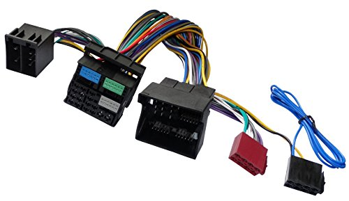 AERZETIX: Câble Faisceau Autoradio pour KML Kit Mains Libres pour Auto Voiture