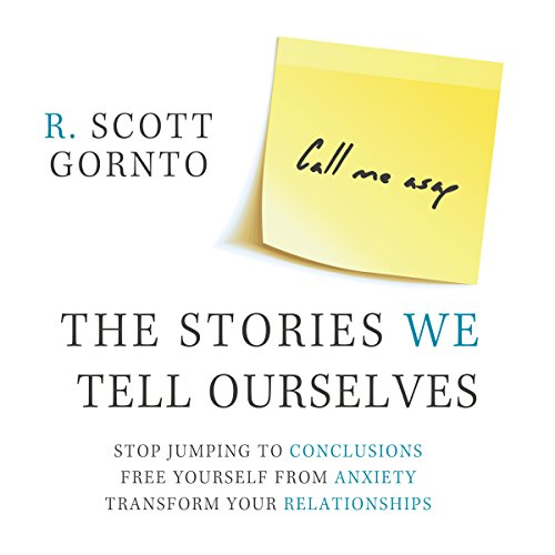 The Stories We Tell Ourselves audiobook cover art