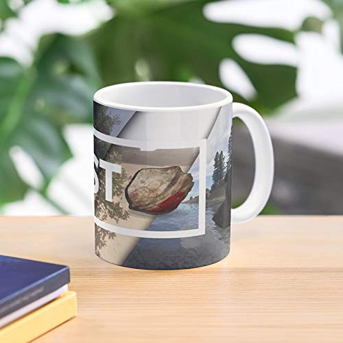 Facepunch Studios Cool Nature Playrust Survival Garry Newman Rust Game Meistverkaufte Standardkaffee 11 Unzen Geschenk Tassen für alle