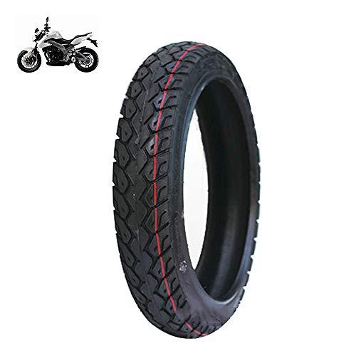 HZWDD Neumático de Scooter eléctrico, 16x2,5 (66-305) Neumático de vacío Antideslizante, Resistente al Desgaste, bajo Consumo de energía, bajo Nivel de Ruido y Resistencia a los pinchazos