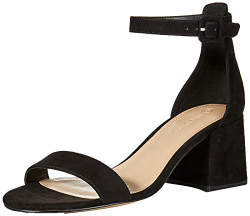 The Drop Lyon Block Heeled Strappy Sandal