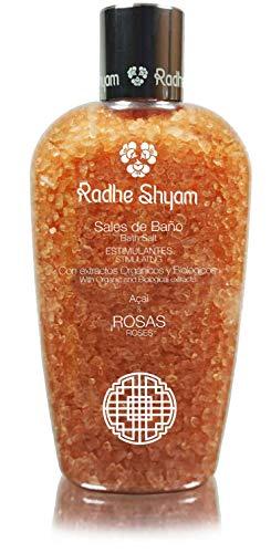 Radhe Shyam Sels de bain de roses 1 unité 300 ml