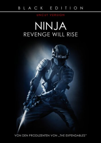 NINJA-REVENGE WILL RISE BLACK EDITION