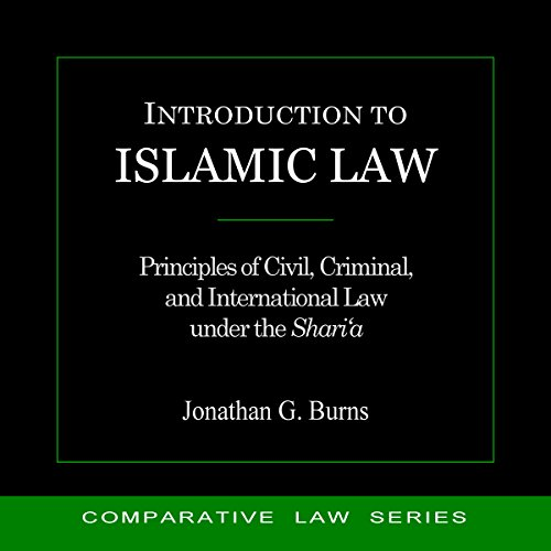 Introduction to Islamic Law Titelbild
