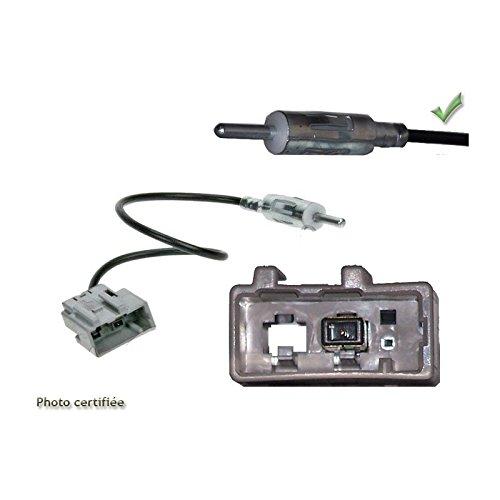 Adaptateur Antenne pour Subaru Ap08 vers Din M - ADNAuto