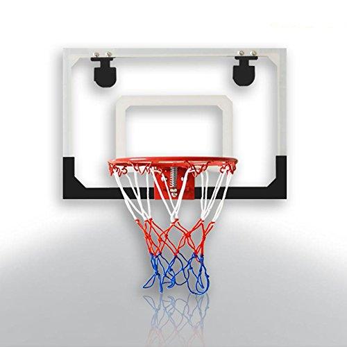 Lily & Her Friends–Kinder Indoor Mini Basketballkorb Set, Spielzeug spielen Slam Dunk, Gadget, zum Aufhängen Basketball Board mit Ball und Pumpe für Kinder
