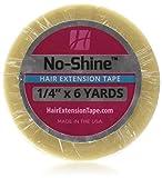 No Shine Bonding Double Sided Tape Walker 1/4' x 6 Yards