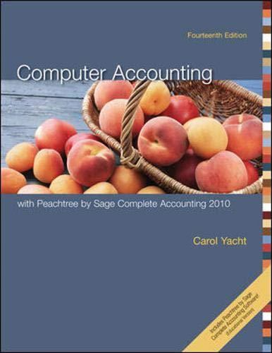 peachtree accounting program - 4