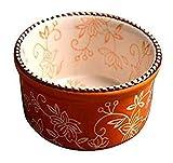 Tazón Vajilla de cerámica pintada a mano creativa placa plato...