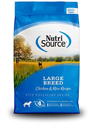 Tuffy's Pet Food Nutrisource Large Breed...