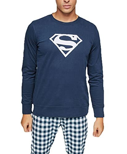 GISELA 2/1854 - Pijama Hombre Superman...