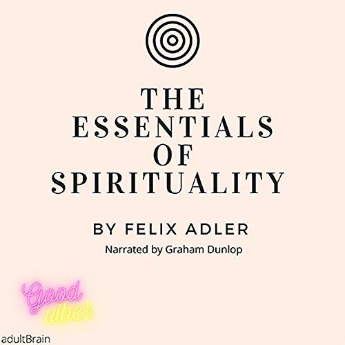 The Essentials of Spirituality cover art