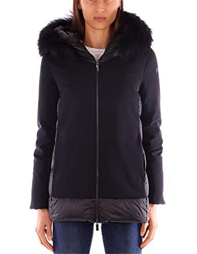 Rrd Winter Hybrid ZAR Lady Fur Giacche Donna Nero 48