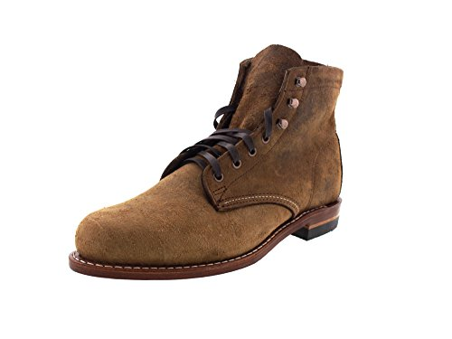 Wolverine 1000 Mile Boots 1000 Mile W40304 Brown Waxy, Taille:46 EU