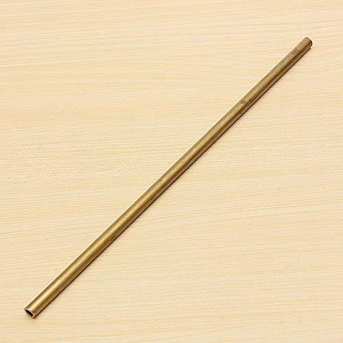 Messingrohre für Modellbau, 2-6 mm Durchmesser, 300 mm lang, Messingrohr, 3mm, 1