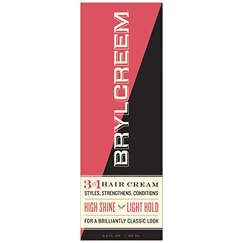 Brylcreem Hair Cream, 5.5 Ounce (Pack of 3)