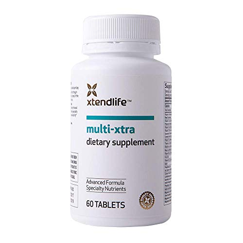 Xtend-Life Multi-Xtra Advanced Multivitamin & Mineral Supplement for Women, Men, Children - 42...