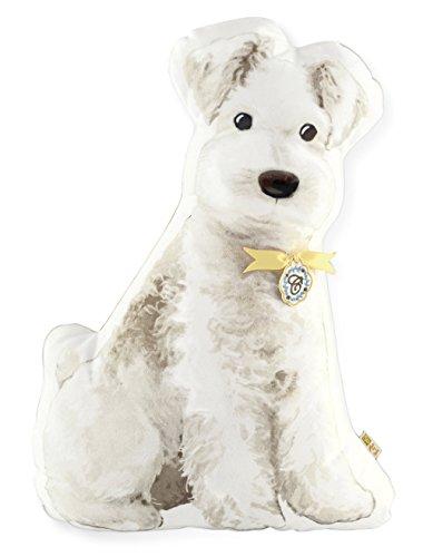 キシマ(Kishima) ハグミーアニマル クッション Dog 31.5W 9.5D 43H KH-61002