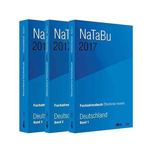 Nahverkehrs-Taschenbuch Deutschland 2017