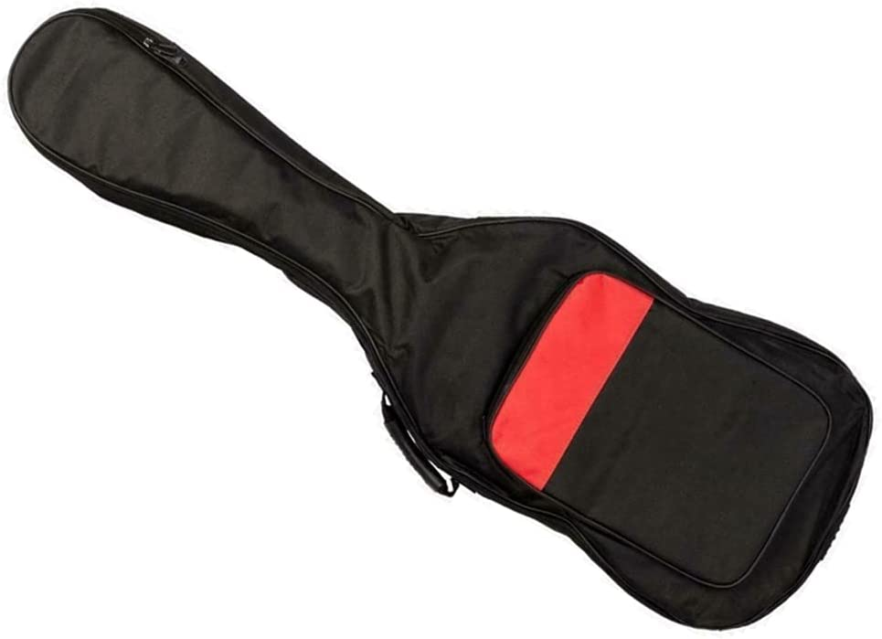 Black Acoustic Electric Guitar Bag Award Padded for Sale Ins Musical Cotton