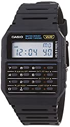 what is the best casio calculator watch 2021