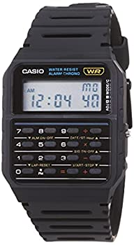 Casio 80s calculator watch