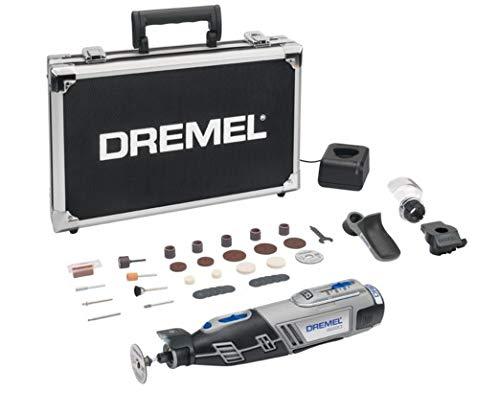 Dremel F0138220UM 8220-3/35 F0138220UM-Herramienta multifunción inalámbrica, 12 V