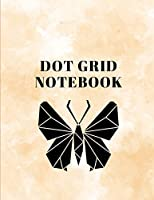 Dot Grid Notebook: Large (8.5 x 11 inches)Dotted Notebook/Journal