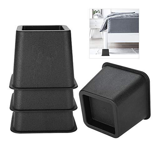 4Pcs/set Elevadores de Muebles de 7.5 cm, Patas Para Muebles