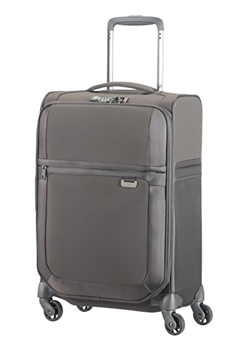 Samsonite Hand Luggage, 55 cm, 43.5 Liters, Grey
