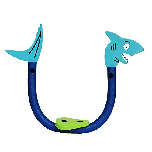 Egoelife Lovely Cartoon Shape Foam Noodle No Need to Inflate with a...