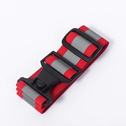 A-SAFETY Glow Belt - Running Belt - Reflective...