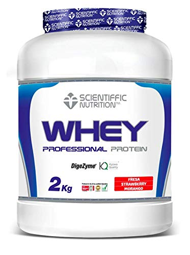 Whey Professional 2Kg Cookies Cream Kyowa®-Digezyme®