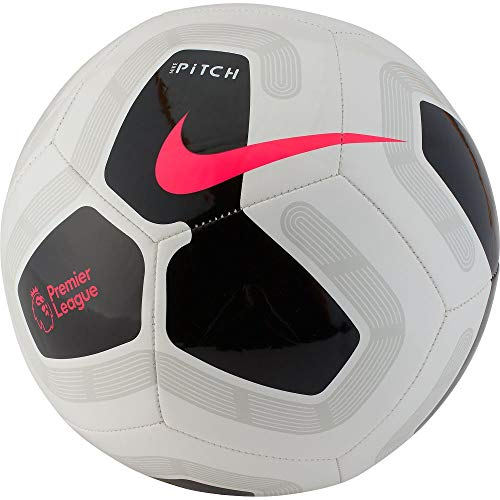 Nike Premier League Pitch Ball SC3569-100; Unisex Ball; SC3569-100; White;  One Size EU ( UK)