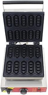 New10pcs Belgian Waffle Sticks Maker Baker Baker MachineKitchen Appliances110V