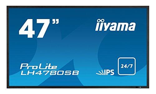 Preisvergleich Produktbild IIYAMA Prolite LH4780SB-B1 119, 3cm 47Zoll IPS LED 1920x1080 700cd / m 12ms Speaker 2x10W VGA DVI 2xHDMI