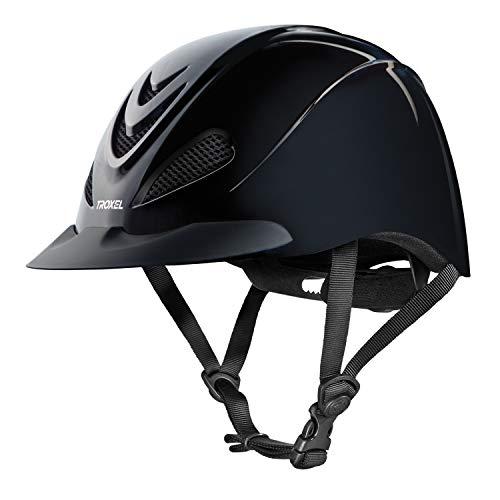 Troxel Liberty Helmet, Black, Large