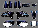 Adhesivo de Motocross Modificado GRÁFICOS amp;Fondos Etiquetas ENGOMADAS Kits for Yamaha YZ250F YZ450F YZF250 YZF450 2003 2004 2005 YZF 250 450 250 YZ 450 F