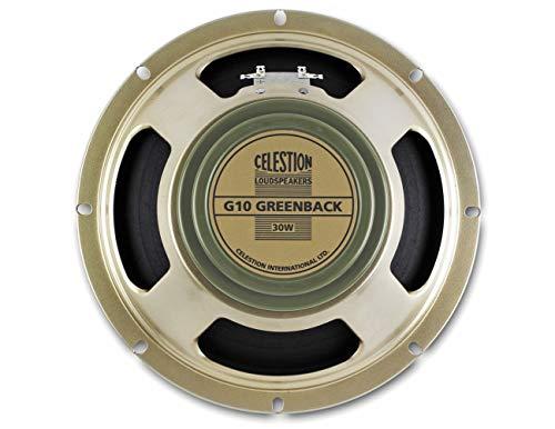 Celestion G10 Greenback - Altavoz para Guitarra, 16 Ohm