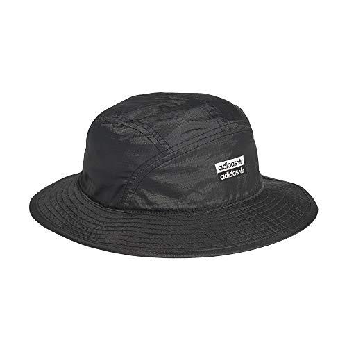 adidas RYV - Sombrero de pescador gris oscuro Talla única
