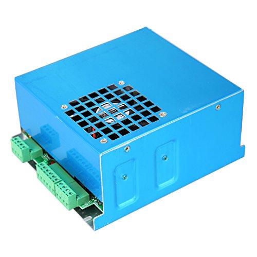 Yonntech 40W / 50W Láser Fuente de Alimentación 40W Para máquina de corte o grabado láser CO2 Laser Power Supply 220V/110V (40W)